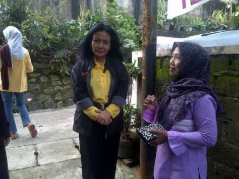 Caleg Perempuan DPD RI DKI Jakarta